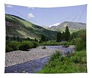 Beautiful Vail - Colorado Tapestry