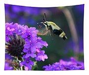 Bee Fur-eal Tapestry