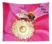 Bee The One Tapestry