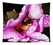 Bee There Tapestry