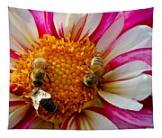 Bee Time Tapestry
