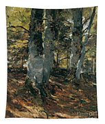 Beechwoods At Polling Bavaria Tapestry