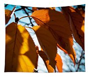Before The Leaves Fall Tapestry