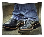 Bennys Boots Tapestry
