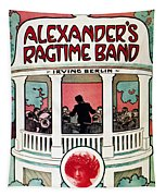 Berlin: Ragtime Band, 1911 Tapestry