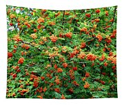 Berries In Profusion Tapestry