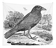 Bewick: Raven Tapestry