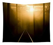 Beyond The Fog Tapestry