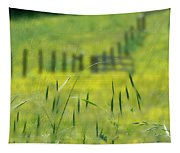 Beyond The Weeds Tapestry