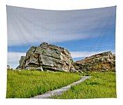 Big Rock Tapestry