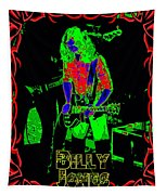 Billy Gets Psychedelic Tapestry