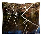 Birch Reflections Tapestry