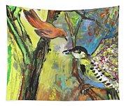 Birds 03 Tapestry