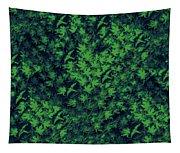 Birds In Green Tapestry