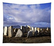 Blacksod Point, Co Mayo, Ireland Stone Tapestry