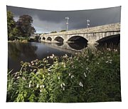 Blackwater River In Munster Region Tapestry