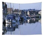 Blakeney Port Afternoon Tapestry