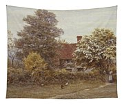 Blake's House Hampstead Heath Tapestry