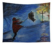 Blown Away Tapestry