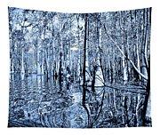 Blue Bayou Tapestry