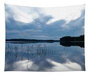 Blue Moment Tapestry