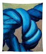 Blue Rope 2 Tapestry
