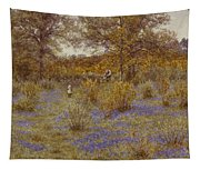 Bluebell Copse Tapestry
