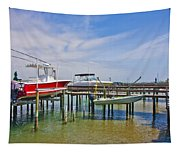 Boat Caddy Tapestry