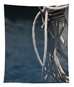 Boating Time Tapestry