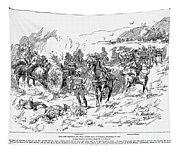 Boer War, 1899 Tapestry