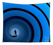 Bond Man Tapestry