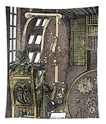 Bookwheel, 1588 Tapestry