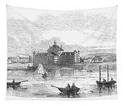 Boston: Almshouse, 1852 Tapestry