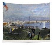 Boston, Mass., 1838 Tapestry