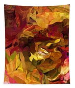 Botanical Fantasy 082012 Tapestry