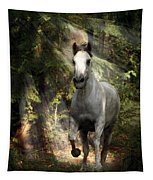 Breaking Dawn Gallop Tapestry