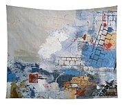 Breaking Down Walls Tapestry