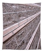 Brick Rays Tapestry