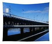 Bridge Across A River, Double-decker Tapestry