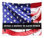 Bridge-builder Tapestry