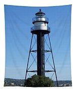 Bridge Lighthouse Tapestry