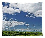 Bridger Mountain View Tapestry