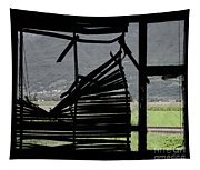Broken Window Tapestry