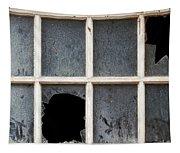Broken Window Tapestry