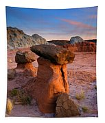 Brokentop Hoodoo Sunset Tapestry