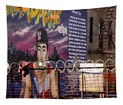 Bronx Graffiti. Headache - 1 Tapestry