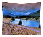 Brooding Skies Tapestry