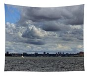 Brooklyn Skyline Tapestry
