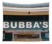 Bubba Burgers Tapestry
