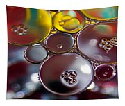 Bubbles Iv Tapestry